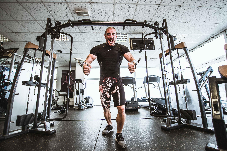Fitness vadba